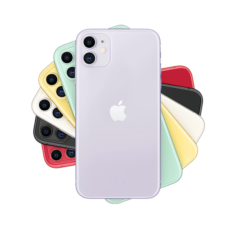 iPhone colours